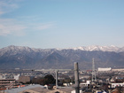 デイサービスの窓から~雪景色~02